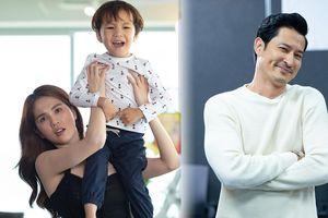 Ngọc Trinh tái xuất màn ảnh với vai 'chị mẹ' đơn thân, khiến Huy Khánh mê như điếu đổ