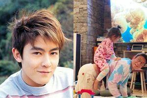 Trần Quán Hy: Từ trai hư, 'chú ngựa hoang' trở thành bố cuồng con, muốn nghỉ hưu tuổi U40