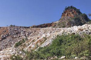 Nghệ An: Phê duyệt kế hoạch đấu giá quyền khai thác 48 khu vực mỏ khoáng sản
