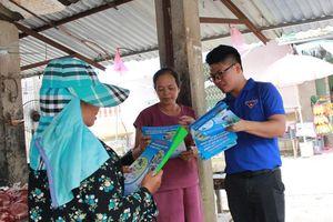 Bắc Ninh: Tuổi trẻ chung tay giảm thiểu rác thải nhựa