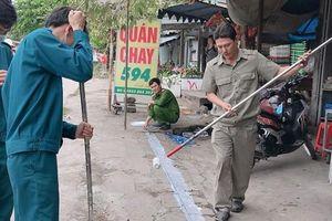 Sôi nổi thi đua chào mừng Ngày thành lập Quân đội Nhân dân Việt Nam
