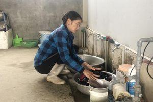 Bất cập cung cấp nước sạch nông thôn