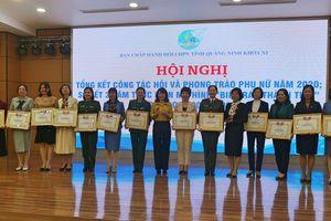 Công tác Hội và phong trào phụ nữ: Những kết quả tích cực