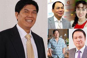 5 tỷ phú giàu nhất sàn chứng khoán Việt 2020