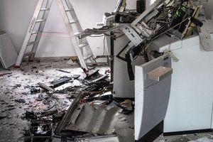 400 cây ATM phát nổ ở Đức trong năm 2020