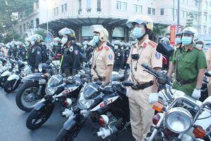 Công an thành phố Hồ Chí Minh khám phá 3.220 vụ án hình sự