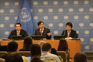 Việt Nam hoàn thành tốt cam kết, trách nhiệm tại Hội đồng Bảo an Liên hợp quốc