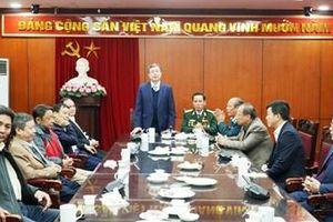 Phát huy truyền thống 'Bộ đội Cụ Hồ' trên lĩnh vực công tác Tuyên giáo của Đảng