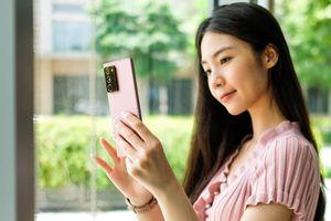 Một số người dùng điện thoại Samsung ở VN vừa nhận được Android 11