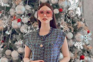 Sao Việt trang hoàng biệt thự đón Giáng sinh 2020