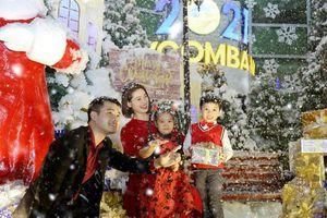 Đón Giáng sinh và năm mới trên 'chuyến tàu trở lại tuổi thơ'