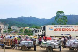 Vụ buôn lậu tại Cửa khẩu Bắc Phong Sinh: Sẽ thay nhiều cán bộ?