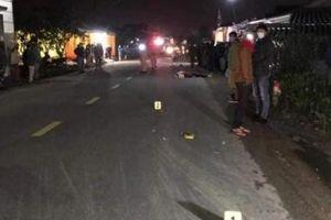 Xe máy đâm vào rào chắn lễ tang, nhiều người thương vong