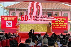Phú Yên kỷ niệm 60 năm Ngày đồng khởi Hòa Thịnh