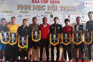 Khai mạc hội thao tranh Cúp DAA lần thứ III - năm 2020