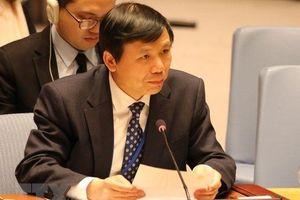 Việt Nam hoàn thành tốt trách nhiệm tại HĐBA LHQ năm 2020