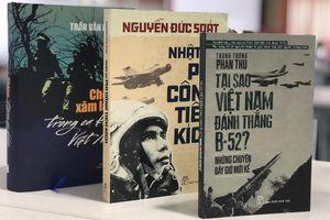 Những trang viết về người lính