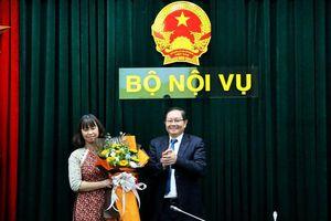 Bộ Nội vụ lần đầu tổ chức thi tuyển chức danh lãnh đạo hàm vụ trưởng