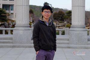 Tiến sĩ 32 tuổi sở hữu 58 bài báo quốc tế, chủ nhiệm đề tài cấp quốc gia của Hàn Quốc