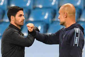 Arsenal và Man City: Cuộc tái ngộ trớ trêu giữa Arteta và Guardiola