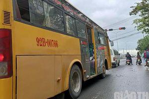 Xe buýt Quảng Nam lập bến, đón trả khách ngay trong nội đô Đà Nẵng