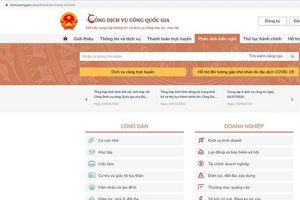 Ngành Bảo hiểm xã hội: Bổ sung 9 dịch vụ công trực tuyến mức độ 4 trên Cổng dịch vụ công