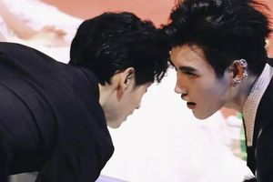 Fan ngậm đầy miệng 'cẩu lương' với loạt khoảnh khắc tình tứ của La Vân Hi - Trần Phi Vũ trong sự kiện