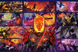 Marvel Comics: Cosmic Ghost Rider hợp tác Wolverine trong tháng Một năm sau