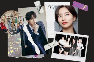 Loạt nghệ sĩ đại thắng tại 'Korea First Brand Awards 2021'