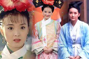Nhĩ Tình đẹp nhất Hoàn Châu Cách Cách phai tàn nhan sắc tuổi 46, thua xa Triệu Vy-Lâm Tâm Như