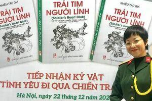 Bất ngờ: MC Thảo Vân từng là bộ đội