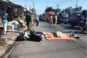 Cần Thơ: Cô gái tử vong thương tâm sau cú va chạm với xe tải