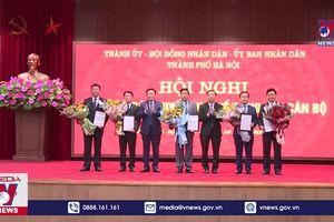 Hà Nội công bố các quyết định của Thủ tướng