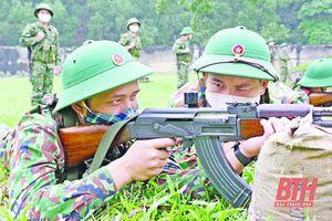 Lực lượng vũ trang tỉnh phát huy truyền thống 76 năm xây dựng, chiến đấu và trưởng thành của Quân đội Nhân dân Việt Nam
