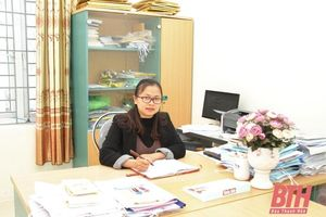Nữ chủ tịch MTTQ phường tận tụy với công việc