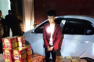 Bắc Giang: Công an Lạng Giang xử lý vi phạm giao thông, trấn áp tội phạm