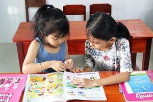 Ươm mầm tương lai ở lớp học tiếng Anh miễn phí