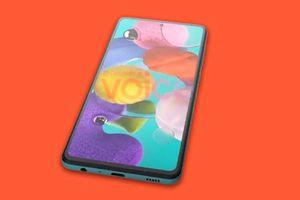 Lộ diện rõ nét Samsung Galaxy A72 5G