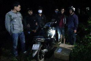 Truy vết 'bóng ma' đưa pháo lậu về Việt Nam tiêu thụ