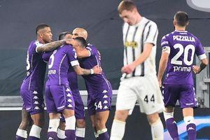 Ronaldo tịt ngòi, Juventus thua thảm trên sân nhà