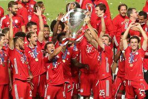 Một năm nhìn lại chỉ có Bayern Munich là số 1