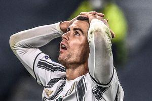 Ronaldo không còn cứu được Juventus