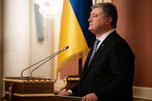 Ông Poroshenko bất ngờ được tín nhiệm ở Ukraine?