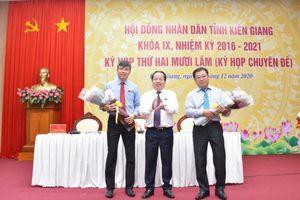 Kiên Giang có tân Phó Chủ tịch UBND tỉnh