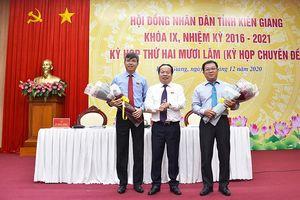 Kiên Giang có thêm một Phó Chủ tịch UBND tỉnh