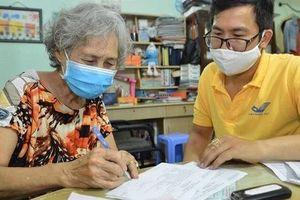 TP HCM: Chi trả lương hưu gộp 2 tháng trong dịp Tết Nguyên đán 2021