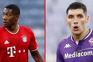 Man Utd chốt mục tiêu Milenkovic, mời David Alaba gia nhập sân Old Trafford và đàm phán ký sao trẻ Ecuador