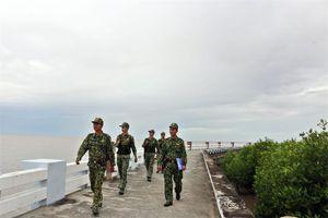 Các từ ngữ được giải thích trong Luật Biên phòng Việt Nam