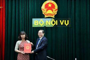 Lần đầu tiên Bộ Nội vụ tổ chức thi tuyển chức danh Vụ trưởng