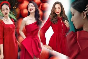 Dàn người đẹp Hoa hậu Việt Nam 2020: Nhan sắc ngày càng thăng hạng, rạng ngời đón Noel